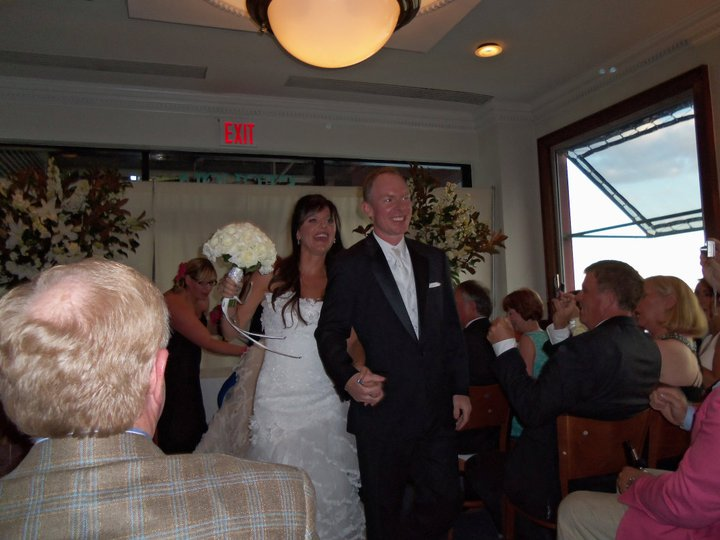 Richard christy howard stern wedding pictures